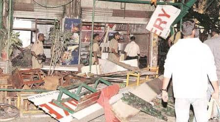 germany bakery blast, bakery blast, germany bakery, india blast, german bakery blast accused, pune bakery blast convict, indian Express