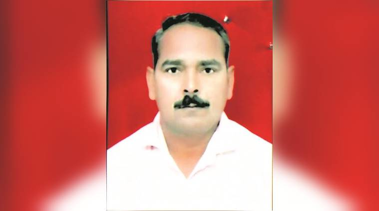 Gurgaon officer run over by truck on way to work
