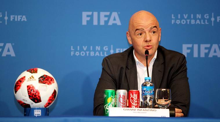 Gianni Infantino Says He Has Wide Support For 48-team World Cup In Qatar