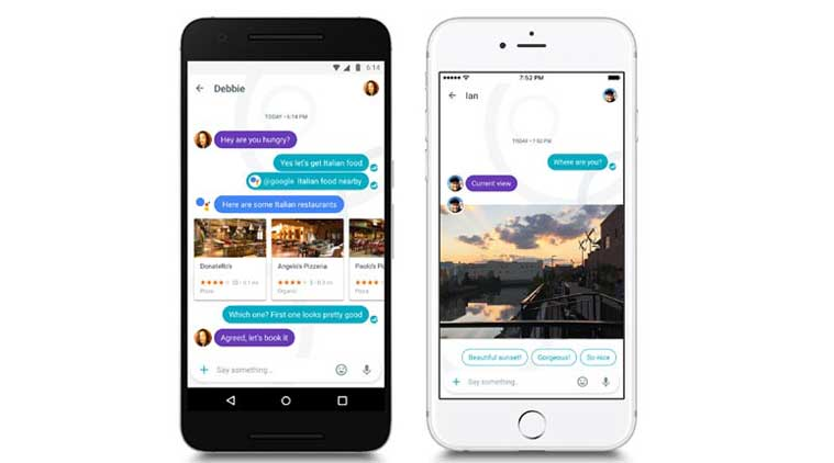 Google Says Goodbye to Allo