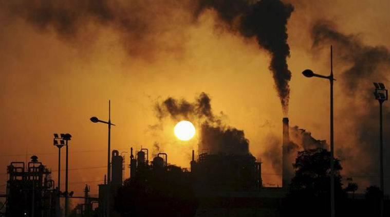 greenhouse gas emissions, greenhouse gas emissions norms, India climate change report, climate change india, global warming, india news, indian express