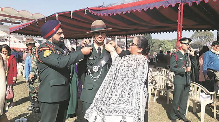 Panchkula boy bags silver medal in IMA passing-out parade