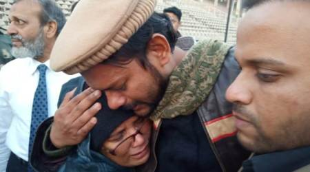 After release from Pak, Ansari's neighbours set to welcome him