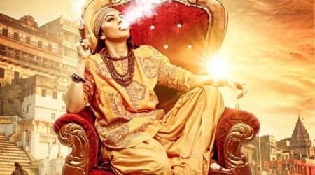 Hansika Motwani reveals first look of her 50th film Maha