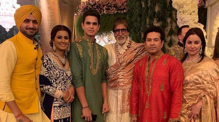 Isha Ambani Wedding: Sachin Tendulkar, Yuvraj Singh, Harbhajan Singh, Anil Kumble Attend