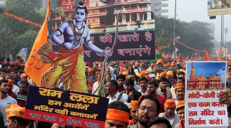 VHP to felicitate 'karsevaks' of 1990s Ram temple movement