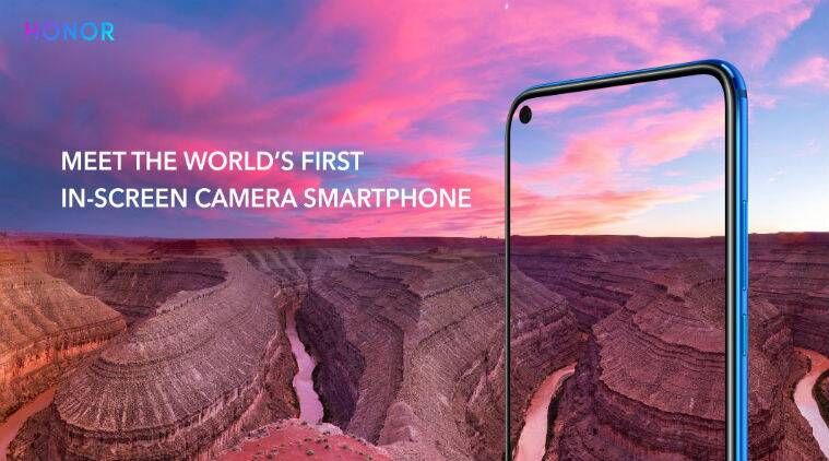 Honor View 20, Honor View 20 price in India, Honor View 20 launch in India, Honor View 20 specifications, Honor View 20 features, Honor View 20 in-camera screen, Honor View 20 camera