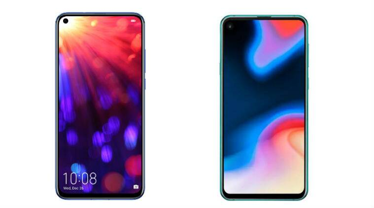 Honor View20, Honor V20, Honor View20 price, Honor View20 specifications, Honor View20 vs Samsung Galaxy A8s, Honor View20 features, Samsung Galaxy A8s price, Honor View20 India launch