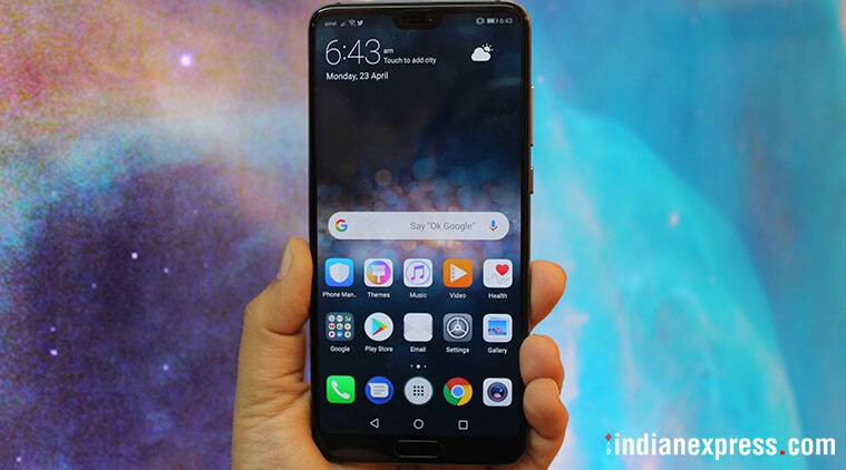 Huawei starts rolling out Android Pie to P20, P20 Pro and