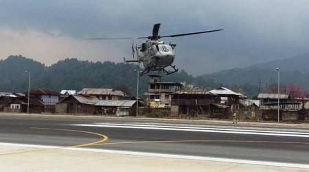 IAF airlifts injured ITBP soldiers