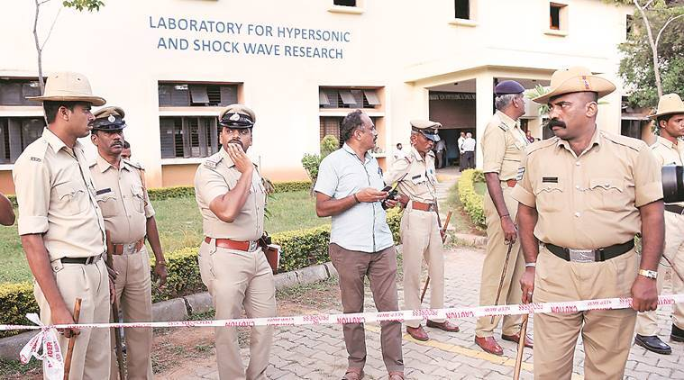 1 killed, three injured in cylinder blast at IISc lab