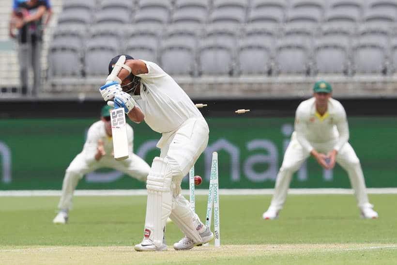 India vs Australia 2nd Test, Day 2: