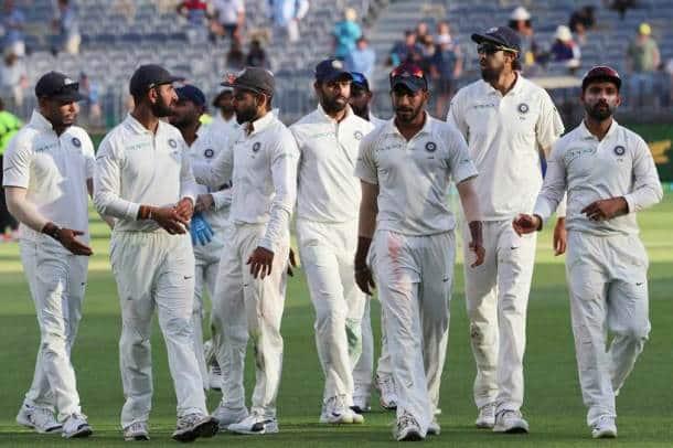 India vs Australia 2nd Test Day 1