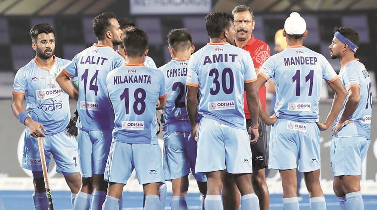 Hockey World Cup 2018: Touch And Go For India Against The Dutch