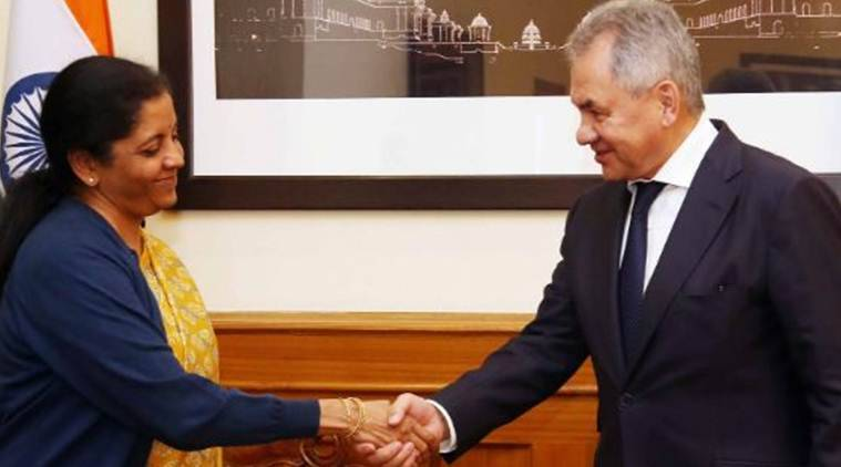 India, Russia defence ministers discuss joint manufacturing projects
