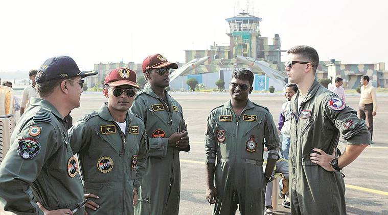US for more joint exercises with Indian Air Force