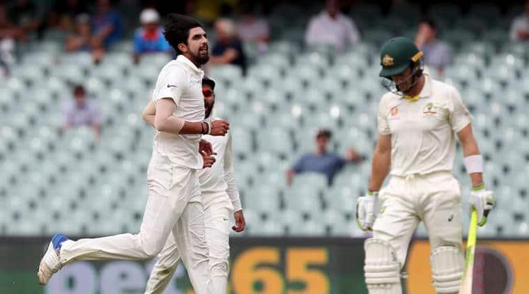 India vs Australia 1st Test Day 2