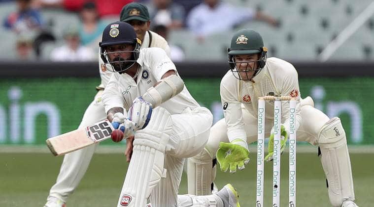 India vs Australia 1st Test Day 3 Live Cricket Score Streaming: India take on Australia. (Source: AP)