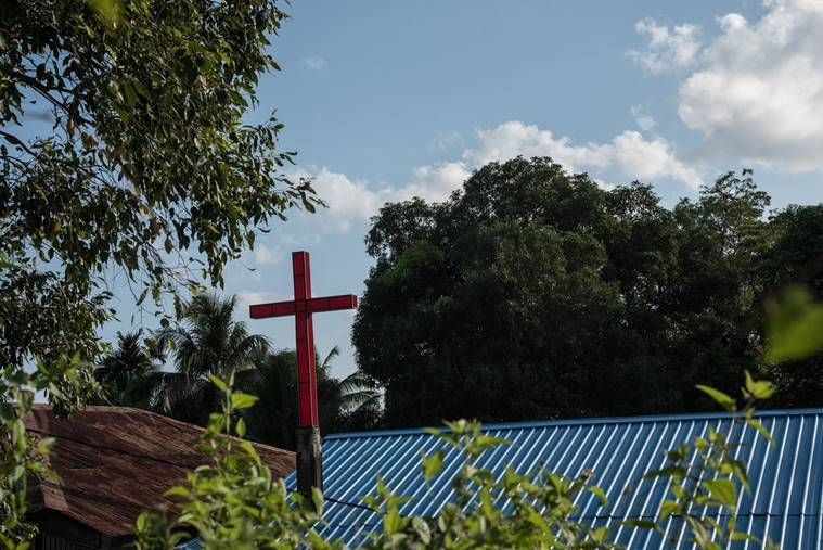 Missionary who intruded on Andaman Island attended secretive boot camp to fight tribals