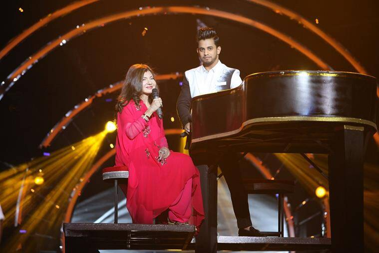 alka yagnik indian idol 10