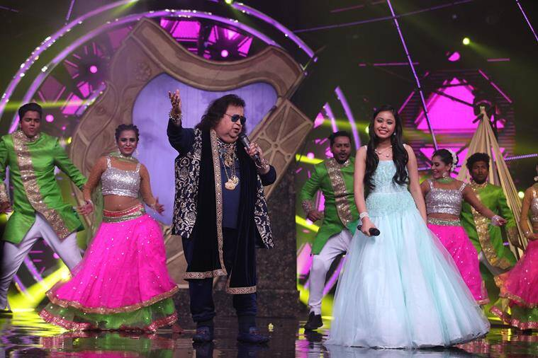 bappi lahiri neelanjana ray indian idol 10