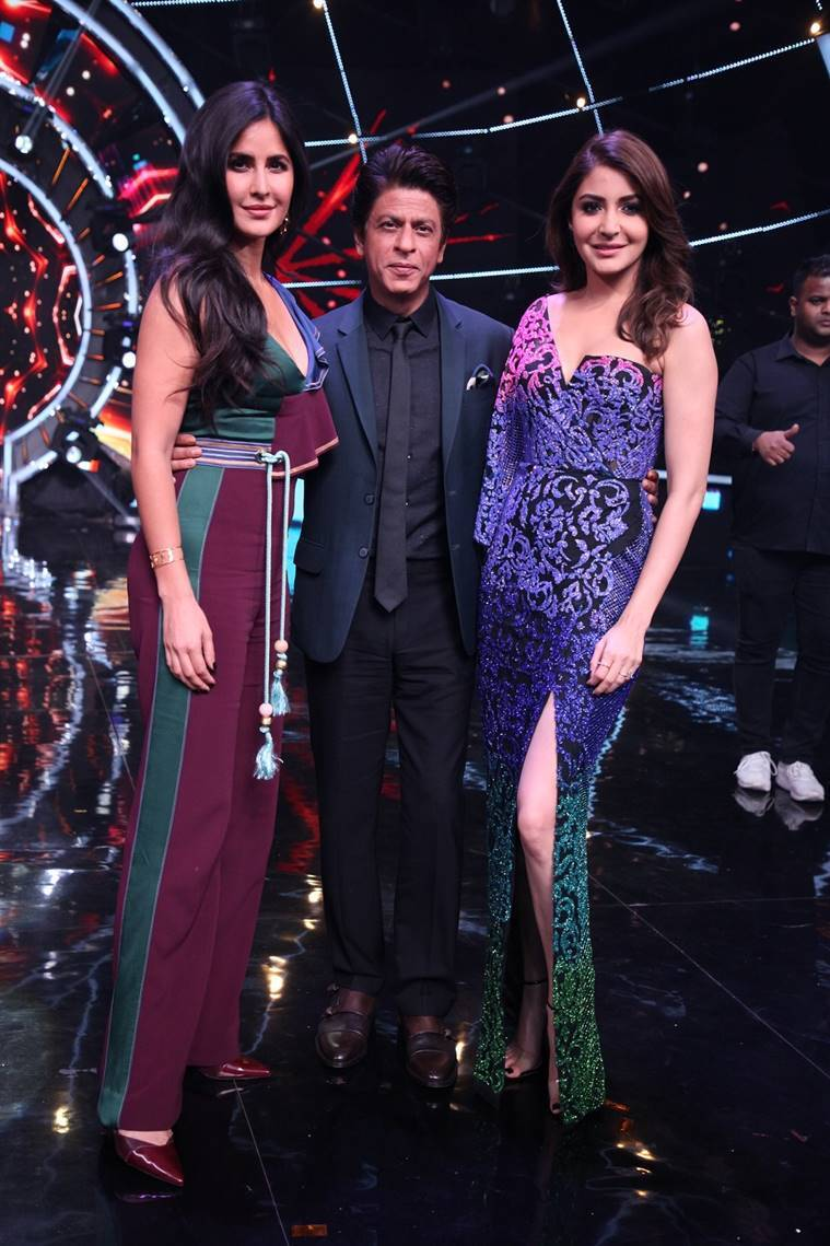 zero cast katrina kaif and shah rukh khan and anushka sharma