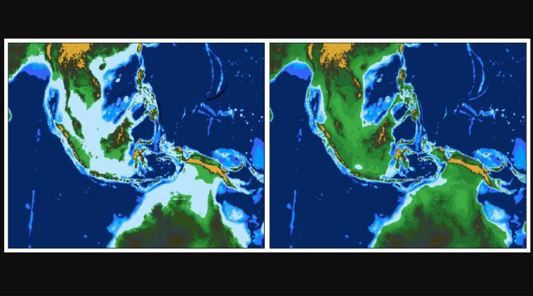 Indian Ocean, Indian Ocean climate change, global warming, climate change, University of Texas, Pacific Ocean