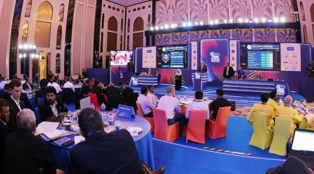 IPL 2019 Auction: Teenagers' day out inJaipur