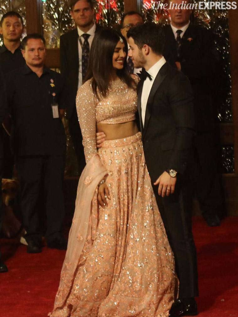 priyanka chopra nick jonas isha ambani wedding