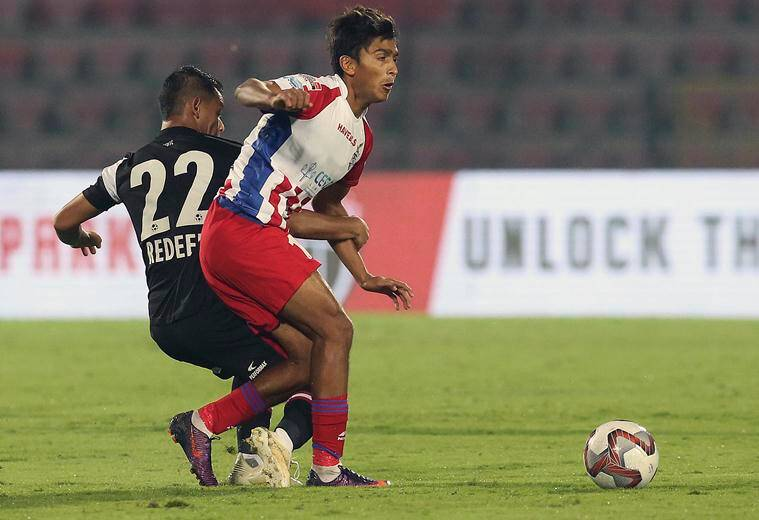 NorthEast United, ATK play out goalless draw