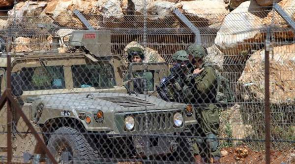 Israel military says to expose Hezbollah attack tunnels from Lebanon