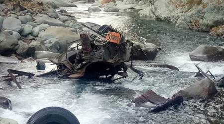J-K: At least 13 killed, 19 injured after bus falls into gorge in Poonch