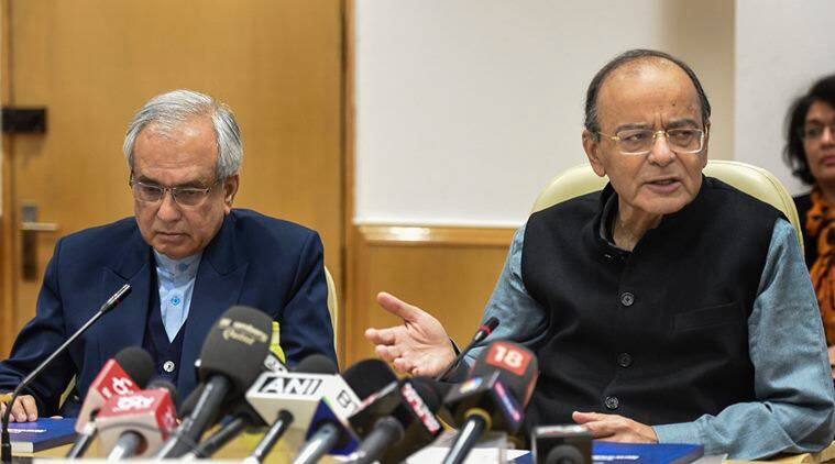 Union Minister Arun Jaitley launched an attack on Congress chief Rahul Gandhi on Monday. (File)