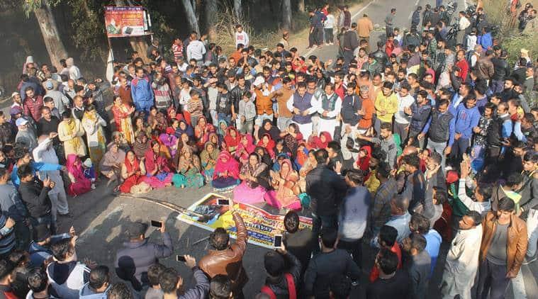Jammu and kashmir panchayat elections, jammu and kashmir panchayat polls, jammu and kashmir panchayat poll results, jammu and kashmir news, indian express,
