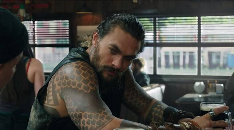 'Aquaman' sets Warner Bros opening day box office record in China