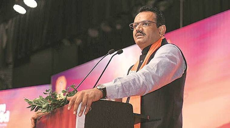 Row over Guj BJP chief's remarks against Cong leaders