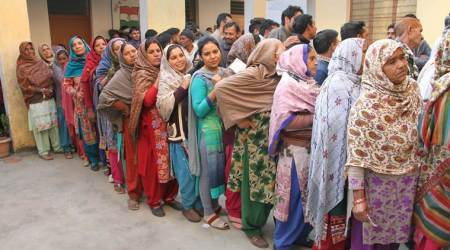 Kashmir records 30.3, Jammu region 84.8 pc voting in seventh phase of panchayat polls