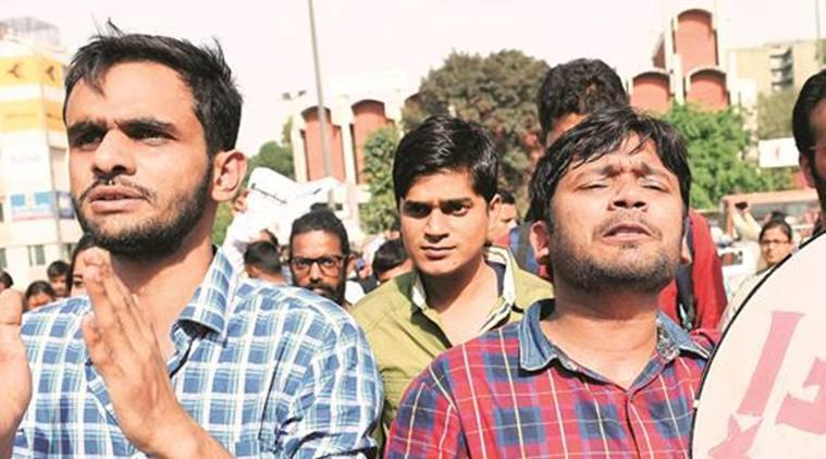 jnu, jnu sedition row, jnu sedition case, kanhaiya kumar, umar khalid, kanhaiya kumar sedition case, anna hazare, lokpal bill, kumaraswamy