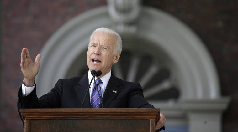 joe biden, 2020 presidential election, 2020 presidential campaign, us-india ties, us-india relations, donald trump, us news, world news, indian express