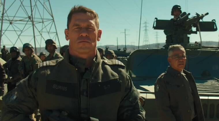 Bumblee actor John Cena's favourite Transformer is Optimus Prime