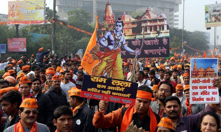 Law for Ram temple only option, those in power must keep promise: RSS's Sarkaryavah Suresh 'Bhaiyaji' Joshi