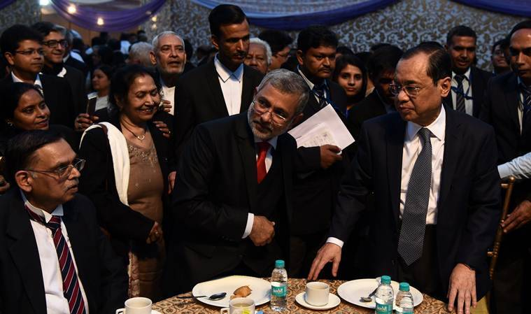 Justice Kurian Joseph on January 12 press conference: 'Things changing, but crisis not fully over'