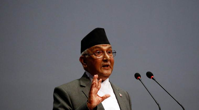 Nepal PM KP Oli criticised for supporting church event