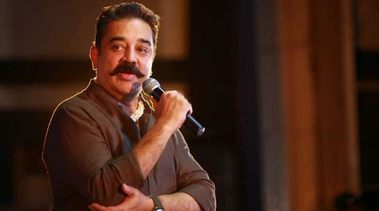 Kamal Haasan, Lok Sabha Elections 2019, Tamil Nadu polls, Tamil Nadu elections, tamil nadu bypolls, Makkal Needhi Maiam, election news, indian express