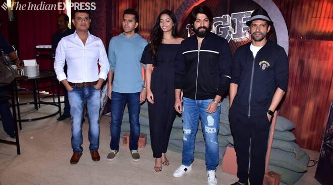 KGF's Hindi trailer launch | Entertainment Gallery News, The