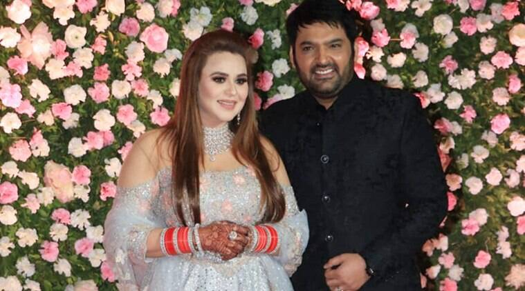 Kapil Sharma And Ginni Chatrath Wedding Reception Highlights