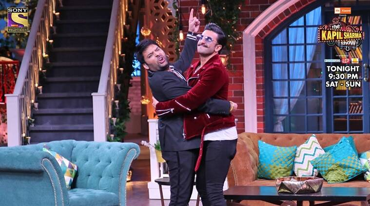 kapil sharma show review
