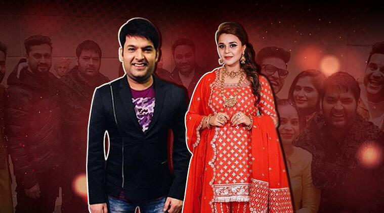 kapil sharma, ginni chatrath, kapil sharma ginni chatrath, kapil sharma wedding, kapil sharma marriage, the kapil sharma show, sumona chakravarti, bharti singh, krushna abhishek, indian express, indian express news