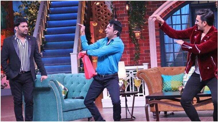 kapil sharma show photos