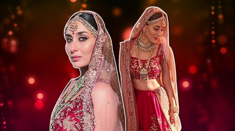 Kareena Kapoor Khan Looks Lovely In This Heavily Embroidered Lehenga  Lifestyle News -3898